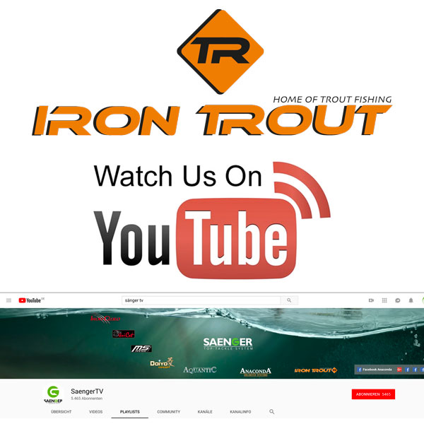 youtube irontrout